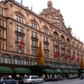 Lipstick, lipliner, lipgloss: the peculiar legality of Harrods' dress code