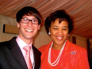 Former Attorney General, Baroness Scotland
