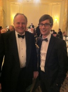 Clive Anderson, Patron of the Solicitors' Benevolent Association