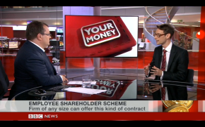 Employee shareholders: a new way of working