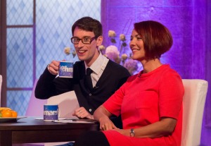 The Alan Titchmarsh Show Live on ITV1  09-09-2013.
