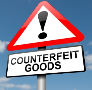 Counterfeit sign-web