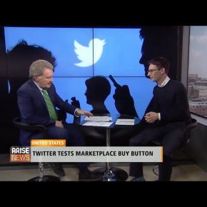 Twitter tests marketplace BUY button