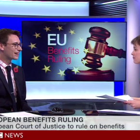 European Court ends 'benefittourism'