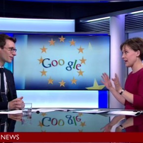 EU Parliament votes in favour of Google break-up