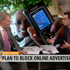 Mobile operators plan to block mobileadvertising