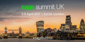 Getting social with Sage – Sage Summit,London