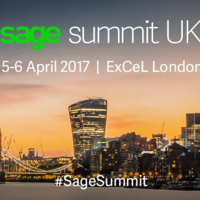 Getting social with Sage – Sage Summit, London