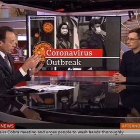 Coronavirus hits theUK