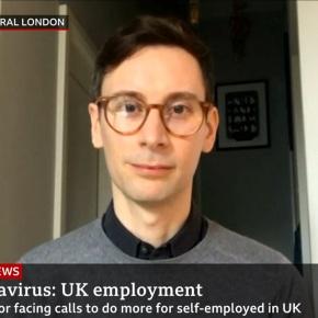 UK introduces 'furlough' pay
